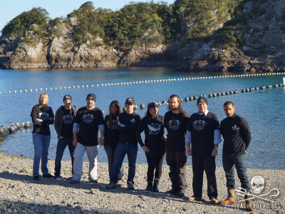 The Cove Guardians will not be leaving Taiji until the killing is ended.
