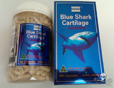 COSTAR Blue Shark Cartilage