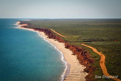 The so-called unremarkable Kimberley Coast