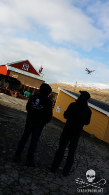 Sea Shepherd recently completed a scouting tour of the Faroe Islands