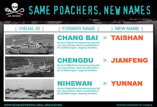 Poacher Name Change