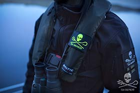 Sea Shepherd volunteers patrolled daily, on watch for potential threats to the Saimaa ringed seal. Photo: Sea Shepherd