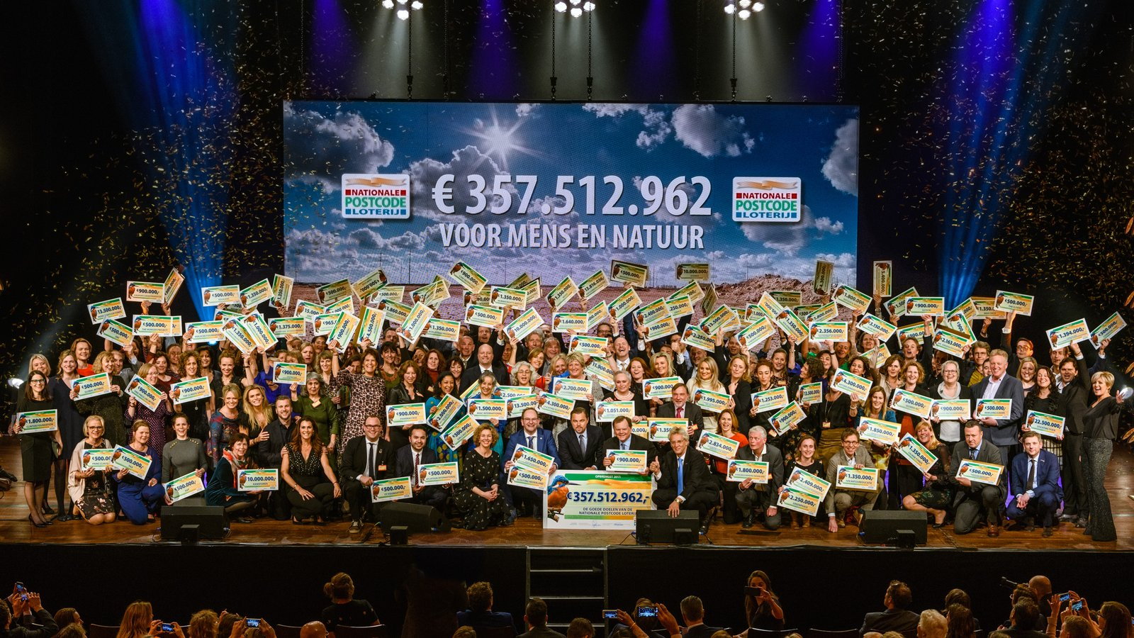 Dutch Postcode Lottery Supports Sea Shepherd with €900,000