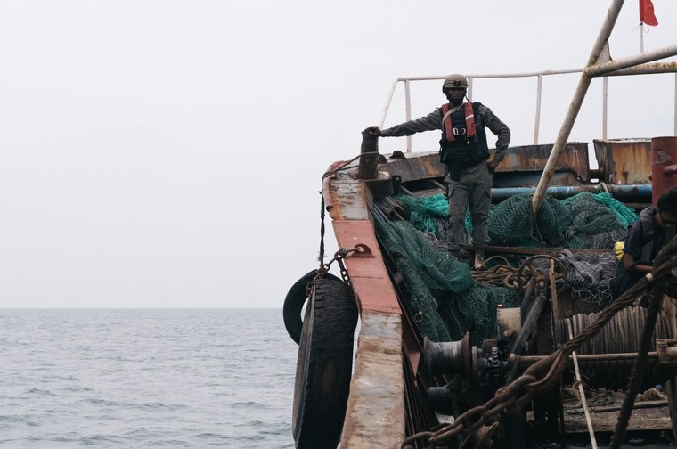 Foreign Poaching Vessels Face Charges for Fishing in Gabonese Marine Reserve
