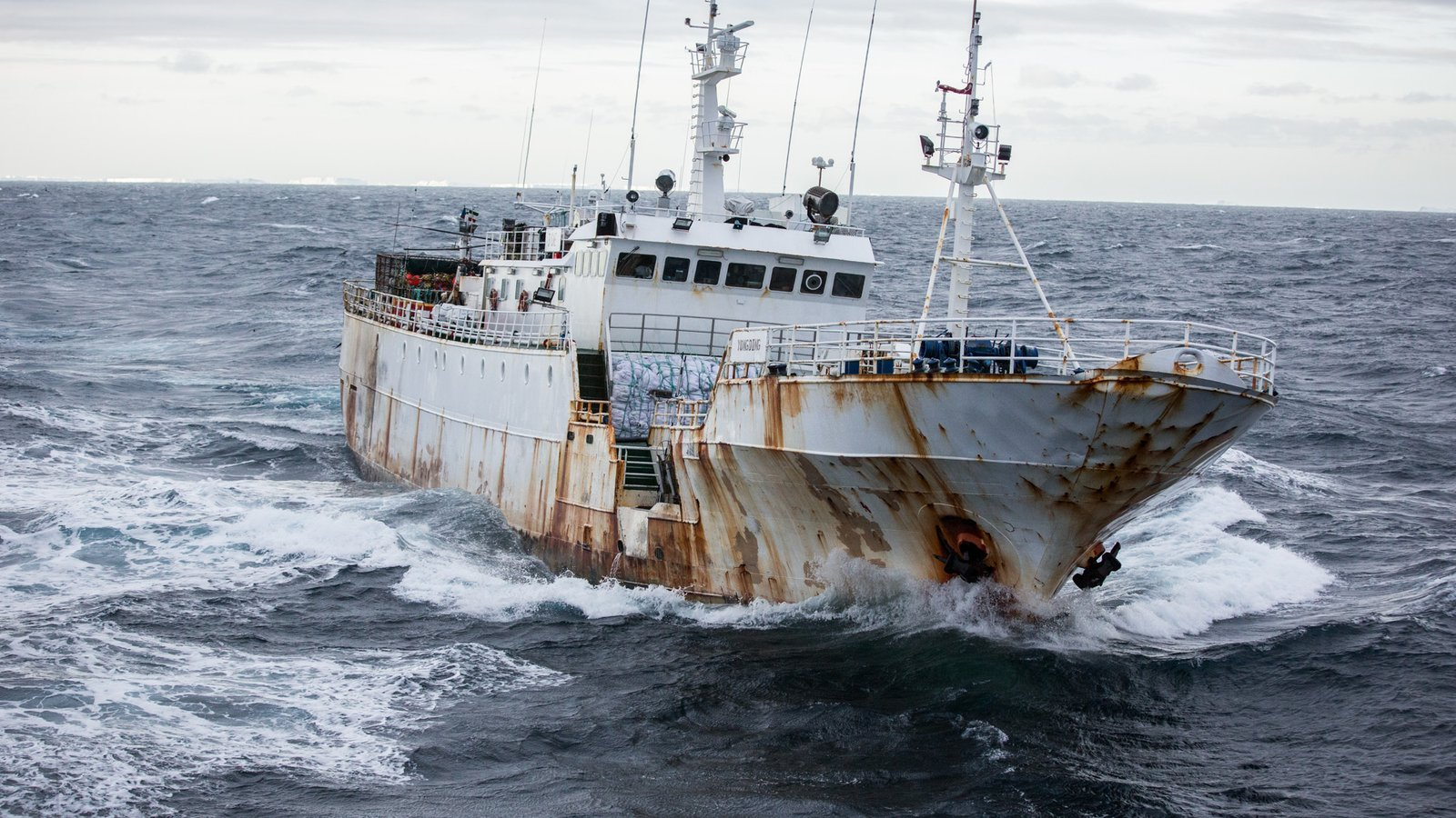 Thwarted Again: Poaching Vessels Still Stuck in Cabo Verde Port after 2015 Arrest