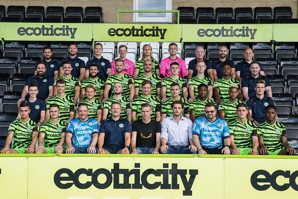 Omar, Rob, and the FGR squad 2019 20 season