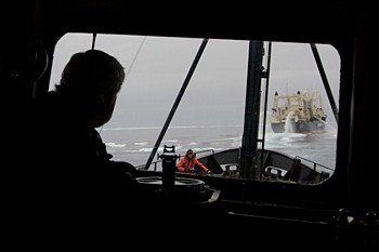 news_090201_1_1_Captain_Paul_Watson_watches_from_the_bridge_of_the_Steve_Irwin