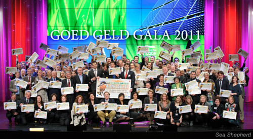 Dutch Postcode Lottery group photo, credit to Roy Beusker.