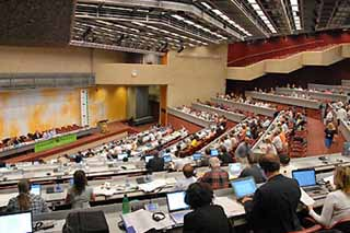 The CITES standing committee. Photo: CITES